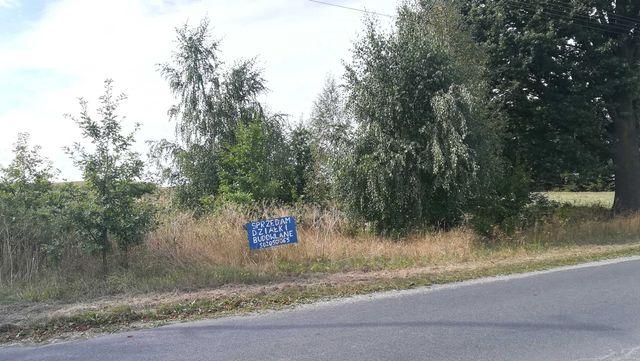 SPRZEDAM działkę budowlaną w miejscowości Zawada, gmina Pruszcz.