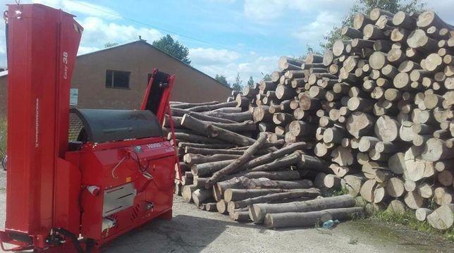 Drewno kominkowe, dąb, buk, brzoza, olcha, ciasno układane!