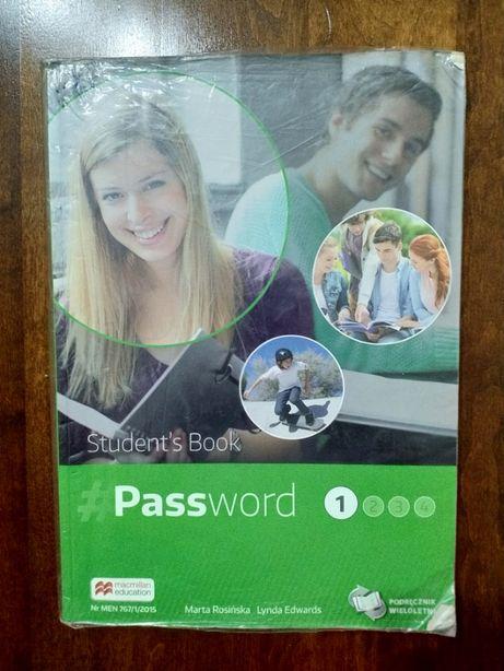 Students Book Password 1 Podręcznik do języka angielskiego