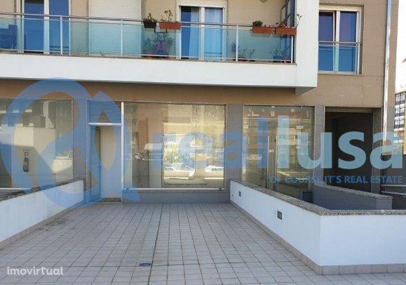 Loja c/ lug. garagem 90m2 Aradas, Aveiro, Excelentes condições de fina