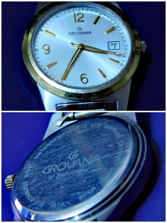 Zegarek bransoleta Grovana