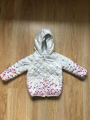 Курточка для девочки осень/весна 80 размер