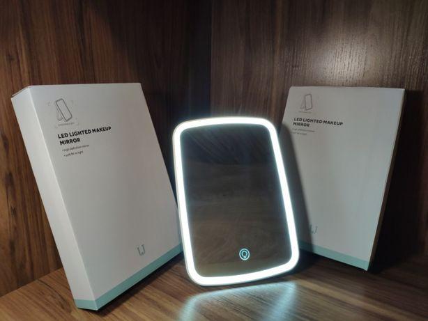 Дзеркало Xiaomi з LED підсвіткою Jordan Judy макіяж косметика Makeup