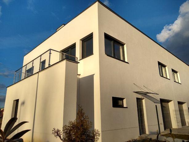 Połowa nowego domu do wynajęcia w Gnieźnie