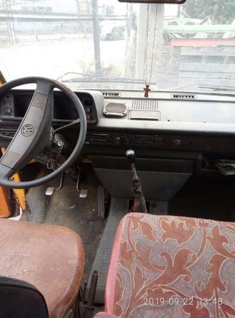 фольксваген Т3 мікроавтобус (мінівен) пасажир