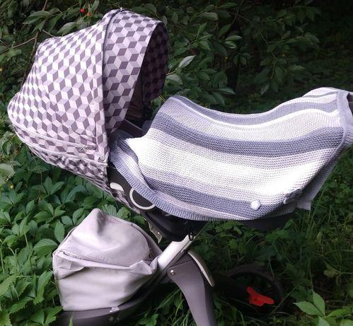 Сидение Прогулочный блок STOKKE Xplory Crusi Trailz текстиль