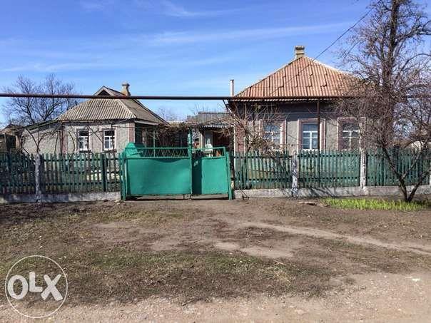 СРОЧНО Продам дом или обменяю на квартиру в Волновахе с доплатой