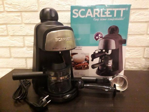 Ekspres do kawy ciśnieniowy SCARLETT NOWY