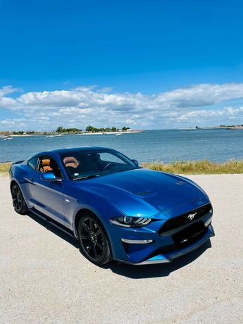 Ford Mustang Automatico