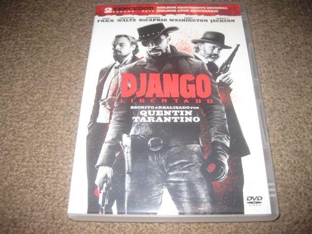 "DVD ""Django Libertado"" de Quentin Tarantino"