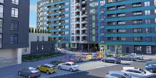 Продам 1к апартаменти 50.42кв.м. в ЖК «Голоські кручі», 11 поверх
