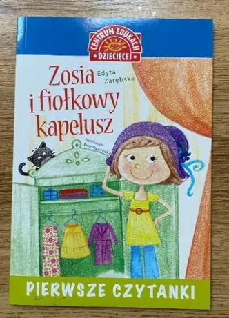 Pierwsze czytanki: Jaś i zaczarowany przyjaciel, Zosia i fiołkowy ..