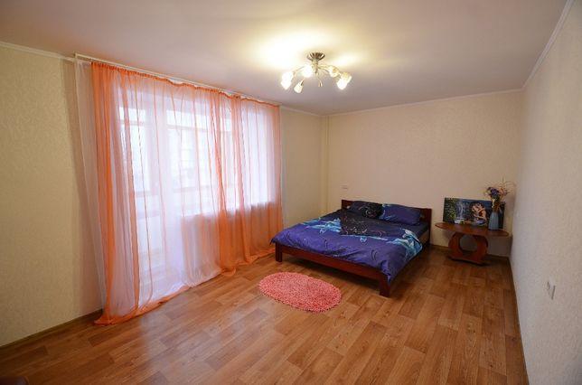Сегодня свободная! Уютная квартира на улице Пушкинская! Евро уровень!