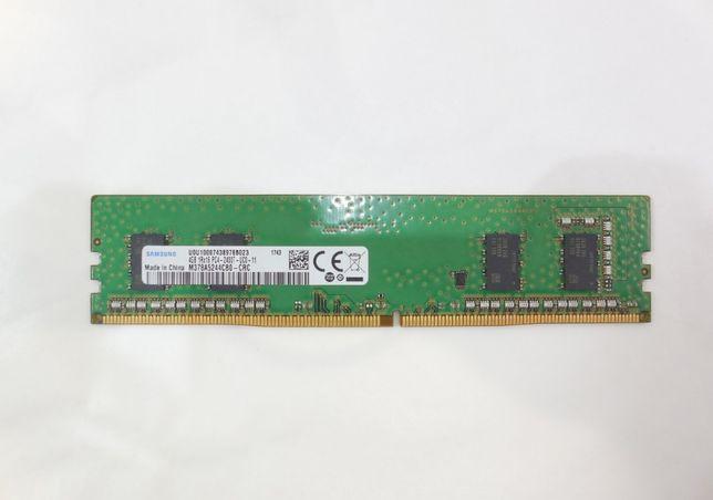 Оперативная память DDR4 4Gb SAMSUNG
