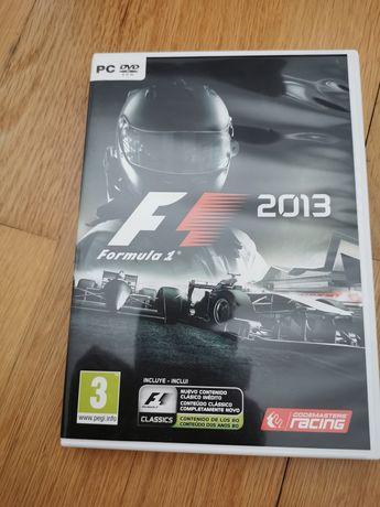 Fórmula 1 (F1) 2013 para PC