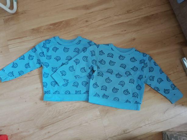 Wciągana bluza chłopięca