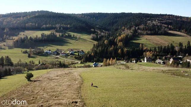 Działa budowlana 10a, Tylicz k. Krynica-Zdrój, ładne widoki, góry