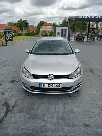 VW Golf VII 2016 ROK. 1.6 diesel, 110KM