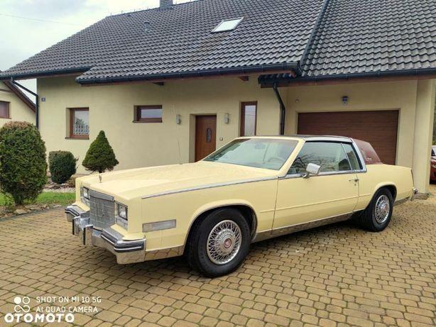 Cadillac Eldorado 1985/4.5 V8/Gotowy Do Jazdy
