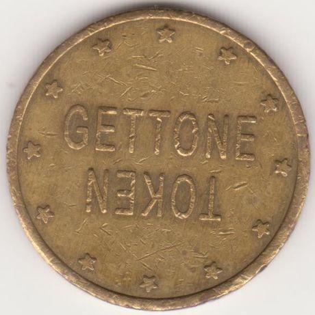 Token – Gettone (24 mm)