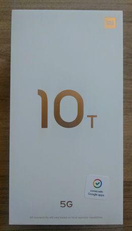 Xiaomi Mi 10T Lite 5G 6/128 GB pearl grey - nowy, nieużywany