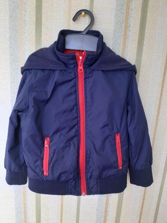 Весняна куртка, вітровка на 1-2 роки. Весенняя куртка, ветровка, кофта