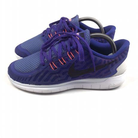 Nike Free Run 5.0 легкие кроссовки / кеды Размер 38.5 стелька 24 см