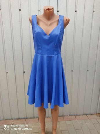 Плаття шкіряне М / платье м