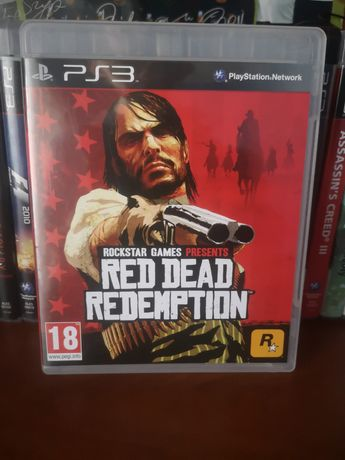 Read Dead Redemption RDR PS3