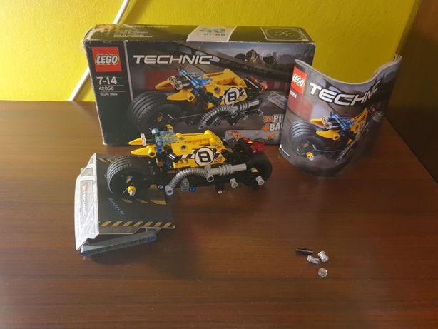 Zestaw klocków LEGO TECHNIC 42058