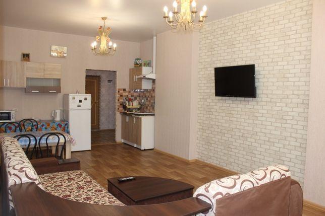 Квартира с ремонтом и мебелью на Французском бульваре \ Шампанский пер