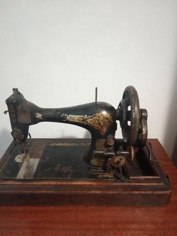 Швейная машинка Singer 1886г . Антиквариат