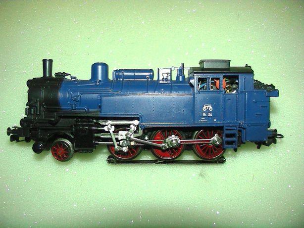 Marklin 3095.10 Lokomotywa BR 74 № 34