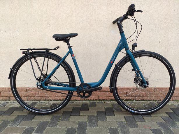 Велосипед на ремне VSF Fahhrad Manufaktur S300 планетарка Nexus 8