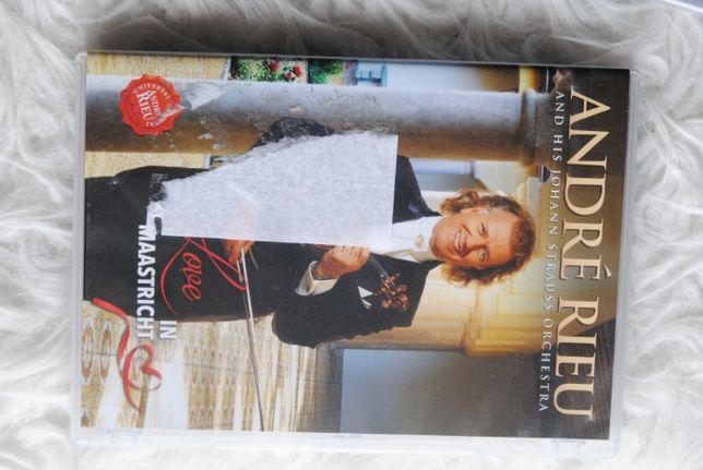Andre Rieu Love In Maastrich /DVD