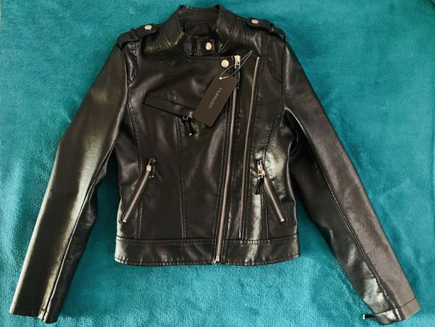 Кожаная куртка «косуха»