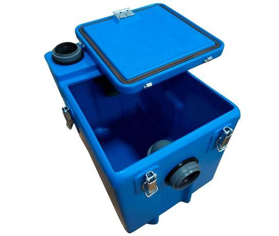 Cепаратор жира под мойку, жироуловлювач тип DG 501