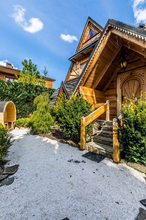 Caly domek do 10 osob-200 m od Krupówke, strumyk, sauna, widok Zakopane - image 1