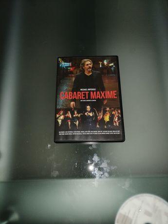 DVD filme Cabaret Maxime