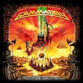 Cd gamma ray 2007  power metal