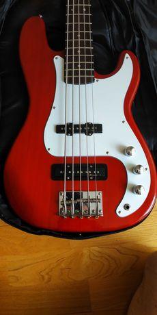 Бас-гітара SX з датчиками Noise