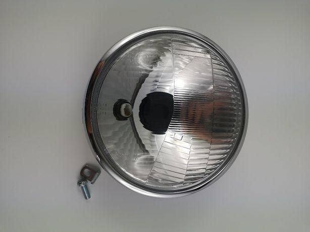 Wsk wkład lampy szkło odbłyśnik ramka w chromie