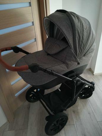 Wózek kiderkraft 3w1