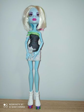 Monster high lalka Abby