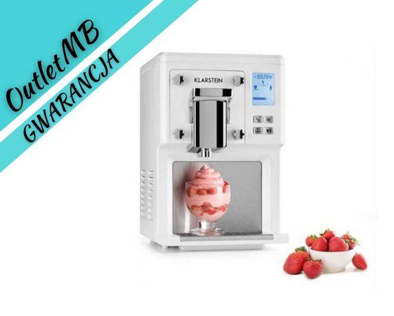 Maszyna do lodów włoskich kręconych 4w1  lody włoskie smothie 300608