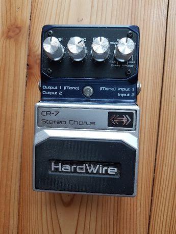 DIGITECH HardWire CR-7 Stereo Chorus