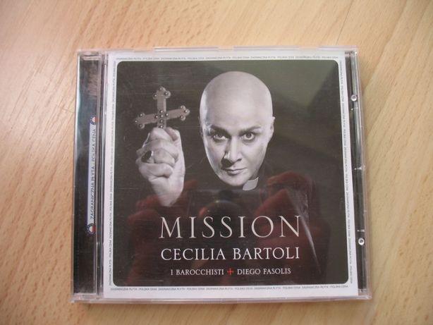 Cecilia Bartoli, Agostino Steffani, Diego Fasolis Mission
