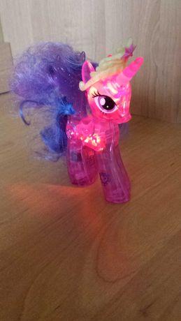 Kucyk Pony Twilight Sparkle -świecący.
