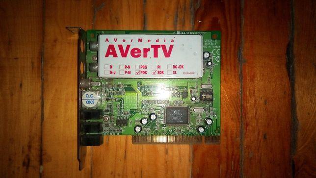 Звуковые карты и ТВ тюнеры