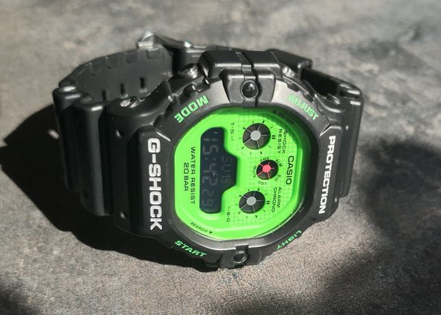 G-Shock G 5900-rs JAK NOWY!